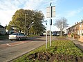 Bus approaching in Purbrook Way - geograph.org.uk - 1571371.jpg