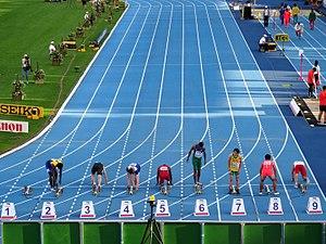 2016 IAAF World U20 Championships – Men's 100 metres - Semifinal 2