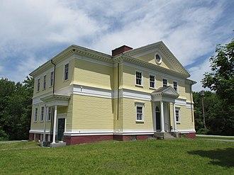 Byfield, Massachusetts - Image: Byfield Elementary School, Byfield MA