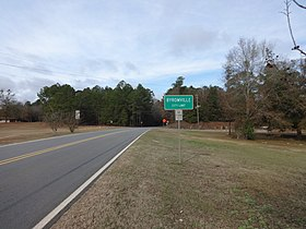 Byromville city limit, GA90NB.JPG