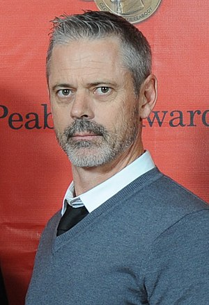 C. Thomas Howell - Howell at the 2013 Peabody Awards