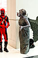 C2E2 2013 - Deadpool and a Weeping Angel (8702698302).jpg