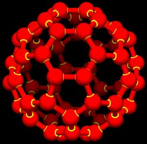 Harry Kroto - Buckminsterfullerene, C60
