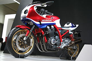 CB 1100R, HONDA MOTORCYCLE NUMBER ONE WORLDWIDE