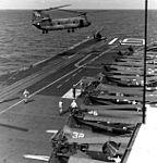 CH-47 lands on USS Hancock (CVA-19) during evacuation of South Vietnam 1975.jpeg