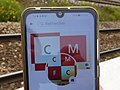 CMFC 58, logo, smartphone.jpg