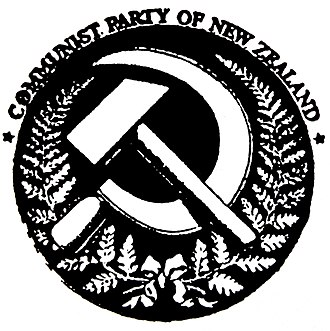 Communist Party of New Zealand - Image: CPNZ logo