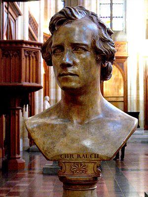 Christian Daniel Rauch - Image: C Rauch