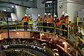 CSM Buxbaum tours inside Folsom dam (5960845505).jpg