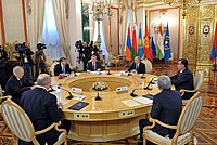 CSTO Collective Security Council meeting Kremlin, Moscow 2012-12-19 06.jpeg