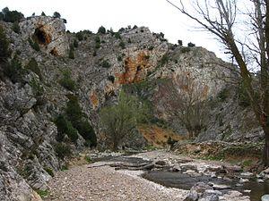 Cañón del río Manubles en Ciria 2.JPG