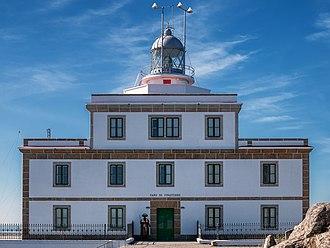 Cape Finisterre - Image: Cabo de Fisterra Faro BT 01