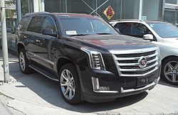 Cadillac Escalade IV 01 China 2015-04-14.jpg