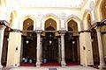 Cairo, moschea di al-aqmar, interno 01.JPG