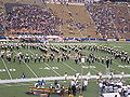 Cal Band performing pregame at EWU at Cal 2009-09-12 7.JPG