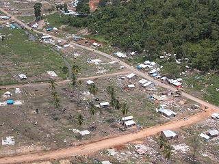 Aceh Jaya Regency Regency in Sumatra, Indonesia