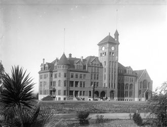 Fred C. Nelles Youth Correctional Facility - In 1901