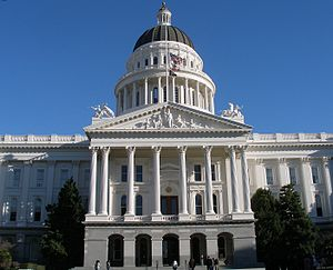 California State Legislature - Image: Californiastatecapit ol