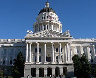 Northern California Region of the U.S. state of California