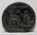 Caligola, emissione bronzea, 37-41 ca. adlocui.JPG