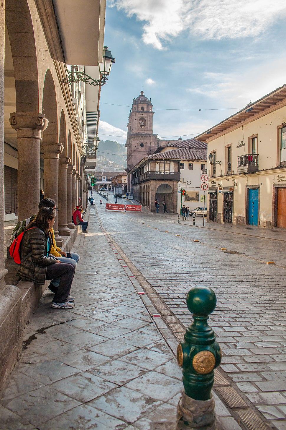 Calle Mantas - Cuzco