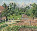 Camille Pissarro - Vue de la fenêtre de l'artiste, Eragny.jpg