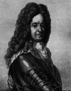 Camille dHostun, duc de Tallard Marshal of France