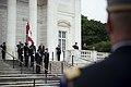Canadian Minister of Defence, Harjit Sajjan, Lays a Wreath at the Tomb of the Unknown Soldier (34035273383).jpg