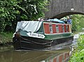 Canal Narrowboat - geograph.org.uk - 1296515.jpg