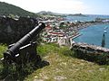 Cannon Over Marigot Market (6546089227).jpg