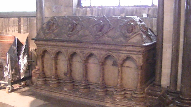 File:Canterbury Cathedral Hubert Walter tomb.JPG