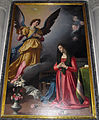 Cappella strozzi (s. trinita), annunciazione dell'empoli, 02.JPG