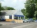 Car Dealer, Dunton Green - geograph.org.uk - 1306137.jpg