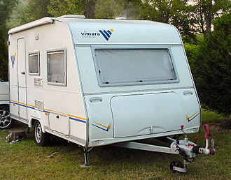 Caravan (towed trailer) - Caravan, Netherlands, 2005