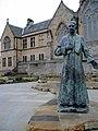 Cardinal Hume Monument - geograph.org.uk - 1467251.jpg