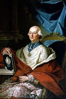 Cardinal de Rohan Catholic cardinal