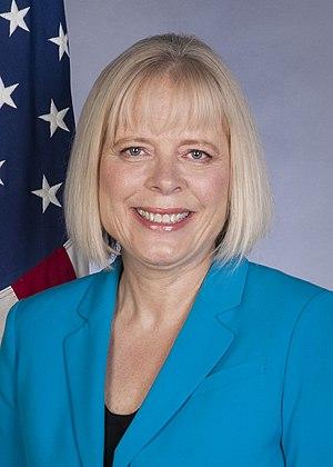 United States Ambassador to Chile - Image: Carol Perez 2015