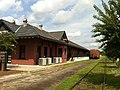 Carolina Southern Railroad Whiteville Depot August 2013 - panoramio (4).jpg