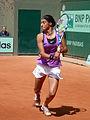 Caroline Garcia, 2011 Roland Garros (6).jpg