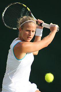 Amanda Carreras British tennis player