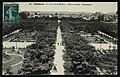 Carte postale - Asnières-sur-Seine - Le Parc de la Mairie - Allée centrale - Panorama - 9FI-ASN 112.jpg