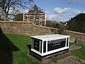 Cast iron tomb - geograph.org.uk - 722115.jpg
