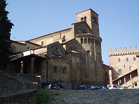 Collegiata church.