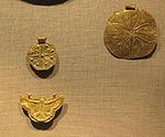 Castello di bodrum, museo, dischi dorati, arte canaanita, 03.JPG