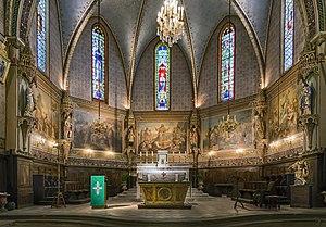 Castelnau-d'Estrétefonds Eglise - Le choeur.jpg