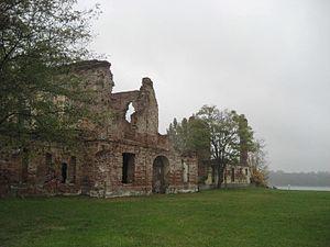 Eltz Manor - Image: Castle Eltz, Vukovar 3