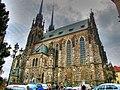 Catedral de San Pedro y San Pablo - Brno - República Checa (6993816528).jpg