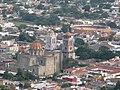 Catedral y Plaza de toros, vista desde el Cerro de la Capilla - panoramio.jpg