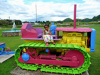 Caterpillar D2 - Image: Caterpillar D2 Tractor located on the grounds of Appleton estate in Jamaica