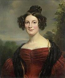 Jan Adam Kruseman: Catharina Annette Fraser (1815-92)